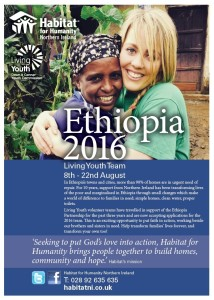 Ethiopia 2016: Living Youth and Habitat 2016
