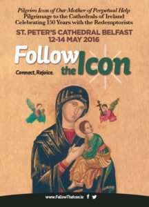 Follow the Icon @ St. Peter's Cathedral  | Saint Peters Square South | United Kingdom