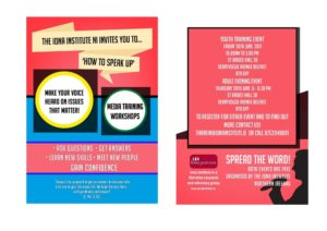 How To Speak Up - Iona Institute - Adults @ St Bride's Parish Hall | Northern Ireland | United Kingdom