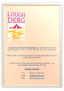 Lough Derg One day Retreats