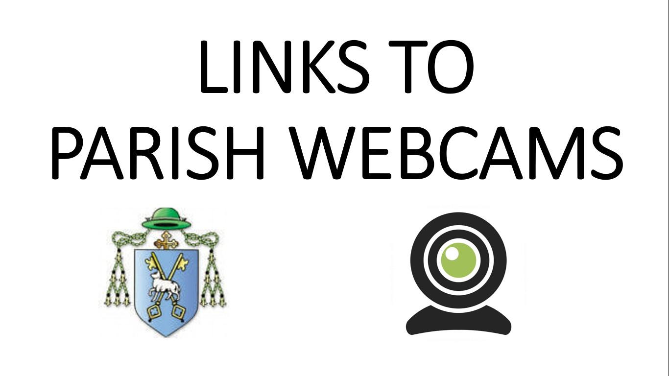 Links to Parish Webcams